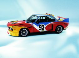 Alexander Calder, BMW Art Car, 1975, Courtesy of BMW