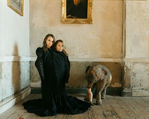 Delphine Balley, 11, Henrietta Street, 2007, photograph taken with the kind permission of The National Museum of Ireland