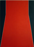 Cecil King, Nexus, 1971, oil on canvas, 114 x 90cm, Bank of Ireland Collection