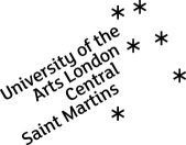 University of the Arts London Central Saint Martins logo
