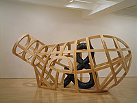 Martin Puryear, Vessel, 1997 – 2002, Courtesy McKee Gallery, NY