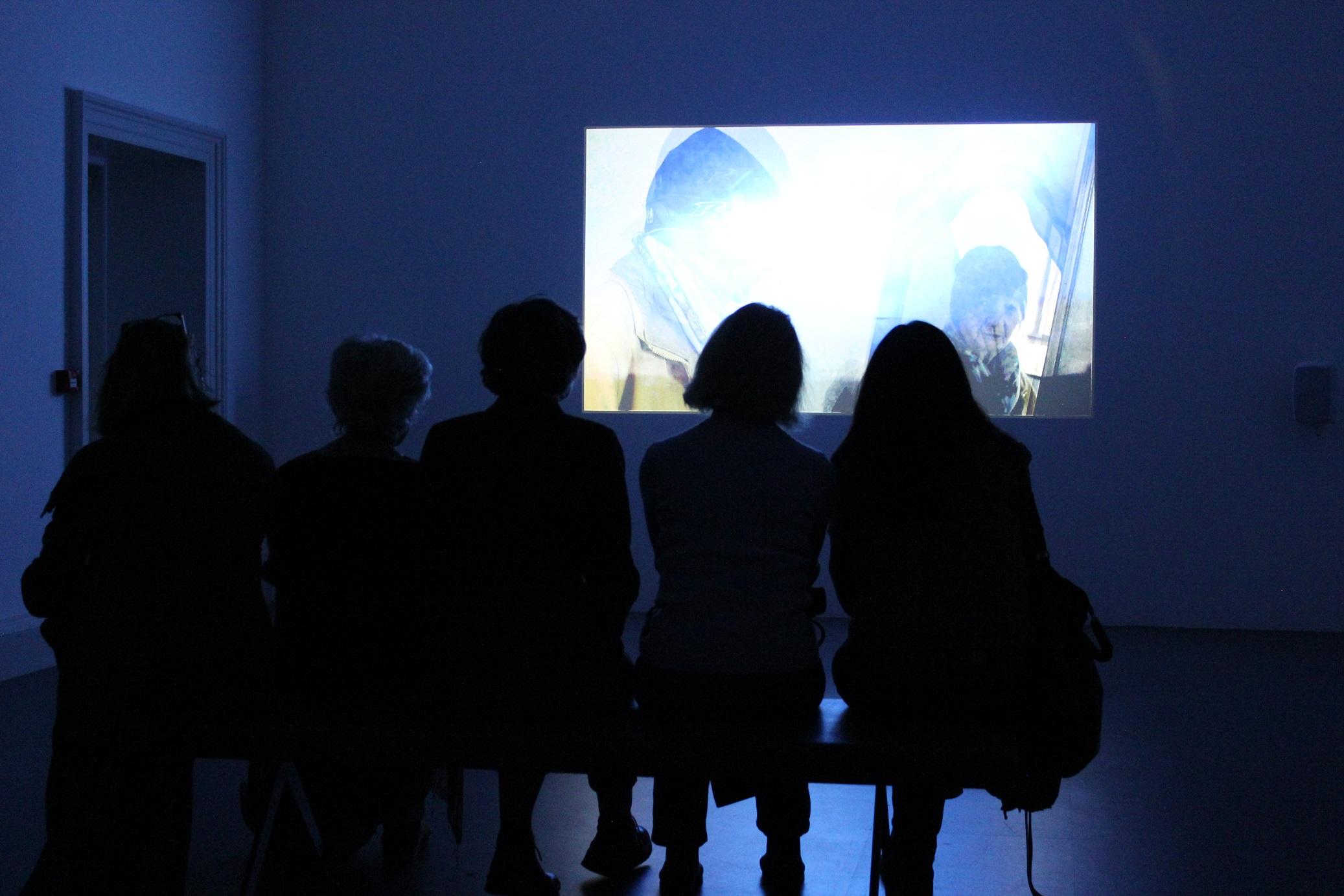 Marie Brett and Kevin O'Shanahan, E.gress, HD video still, 2013, Courtesy of the artist