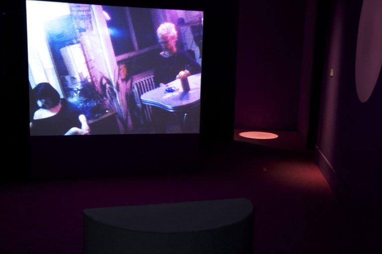 Vivienne Dick, 93% STARDUST, 2017. Installation view IMMA – Irish Museum of Modern Art. Photo: Vivienne Dick