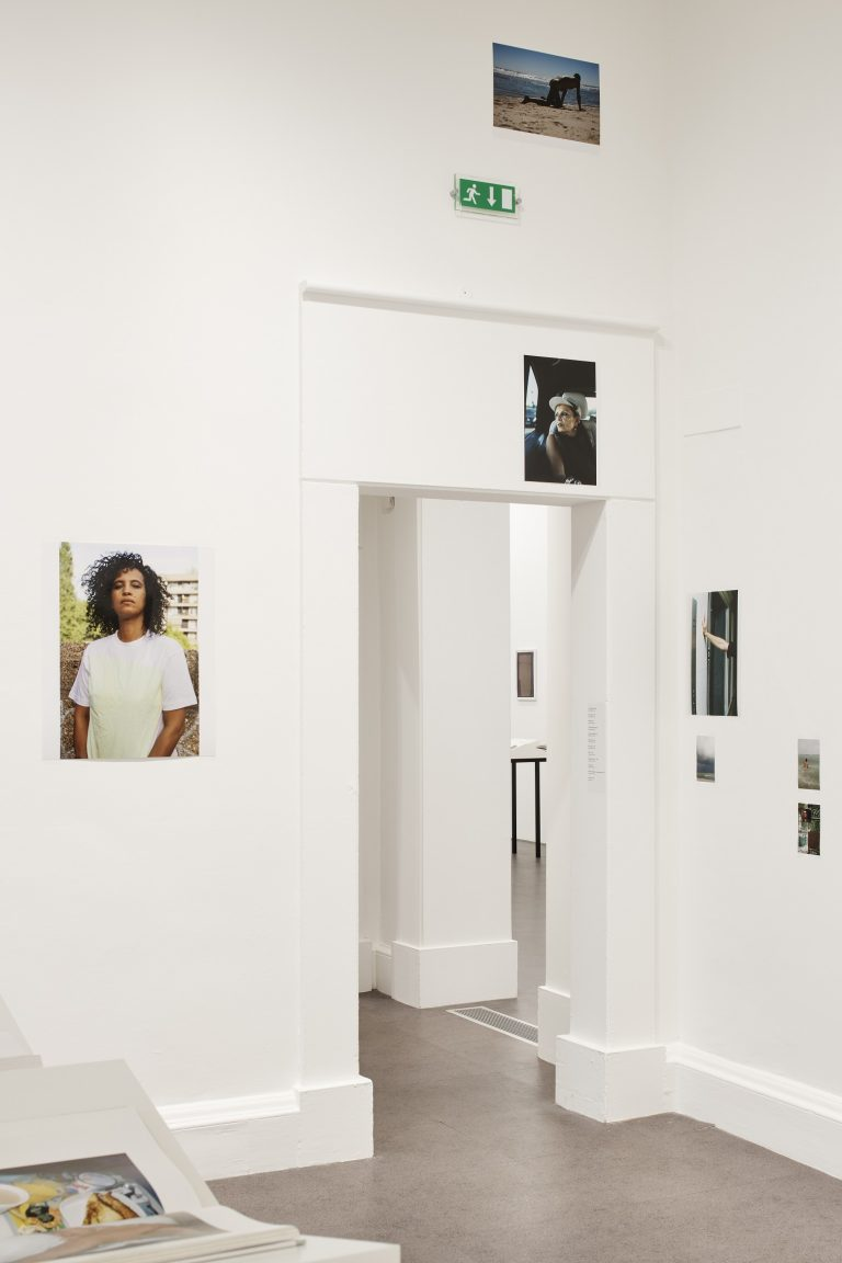 Installation View of Wolfgang Tillmans, Rebuilding the Future, IMMA, Dublin, 2018. Photo: Ros Kavanagh