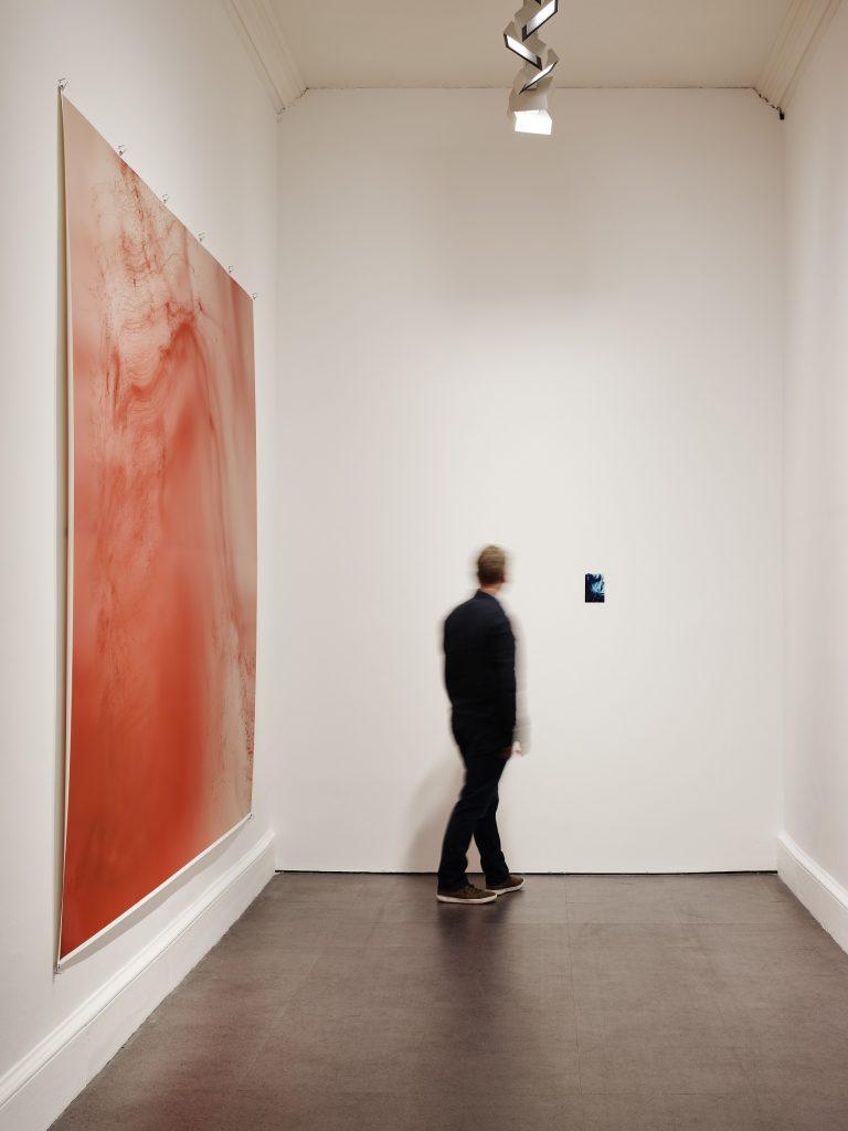 Installation View of Wolfgang Tillmans, Rebuilding the Future, IMMA, Dublin, 2018. Photo: Ros Kavanagh