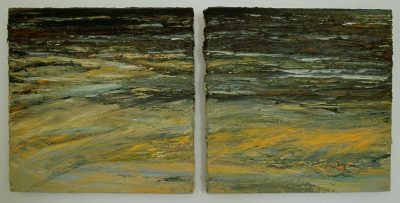 Donegal Bay (diptych)