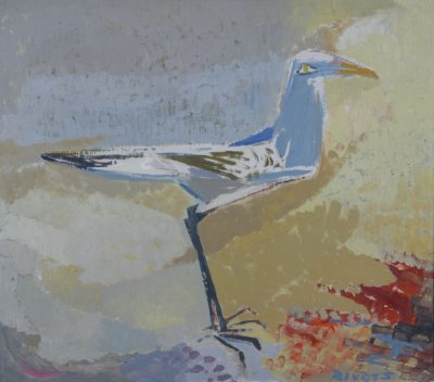 Seabird on the Shore, 1962