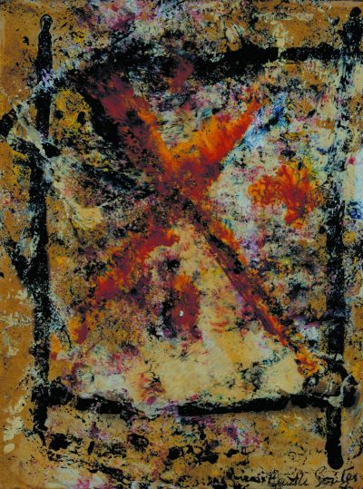 Orange Cross