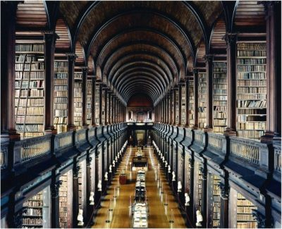 Trinity College Library I