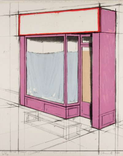 Pink Store Front (project)