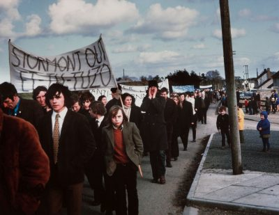 The Troubles: an Artist's Document of Ulster