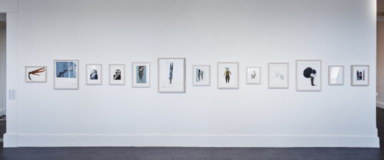 Installation view of 'IMMA Collection: Then and Now, Janet Mullarney', 15 February – 29 September 2019, IMMA, Dublin. Photo by Ros Kavanagh
