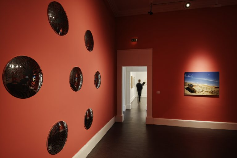 Installation view of 'IMMA Collection: A Fiction Close to Reality, 15 February – 29 September 2019, IMMA, Dublin. Photo by Ros Kavanagh
