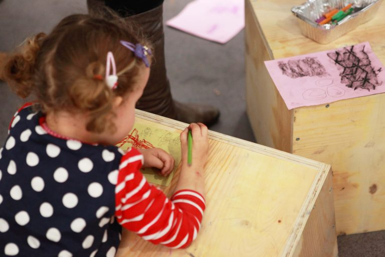 Get Creative as a Family at IMMA