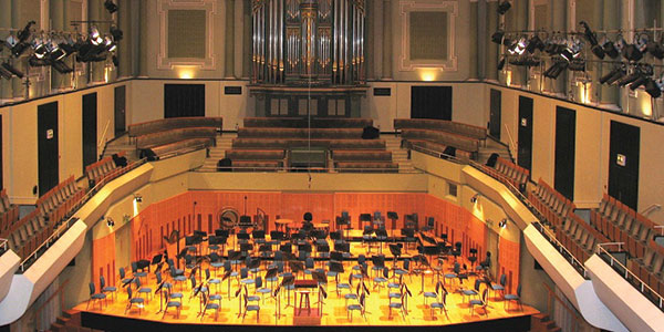 National Concert Hall (NCH)