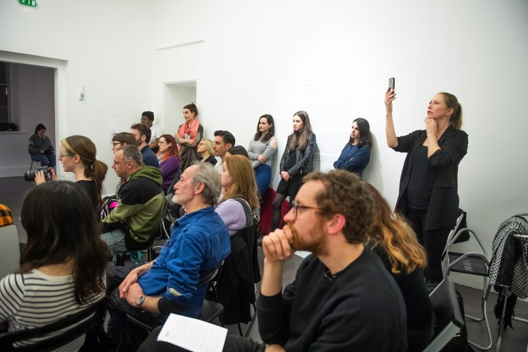 IMMA After. Spoken Realities. 27 February 2019, IMMA, Dublin. Photos: by Ruth Medjber