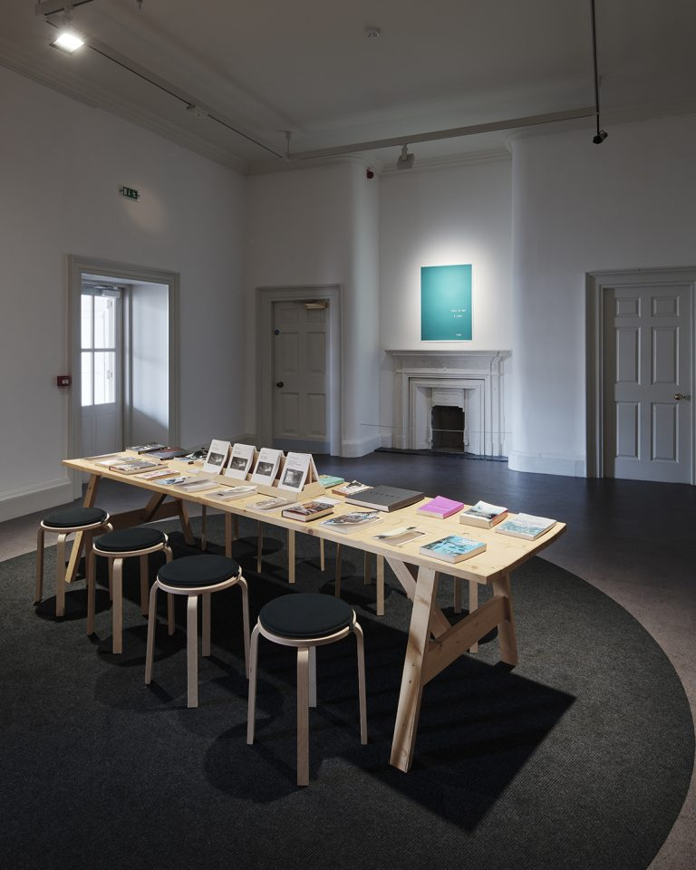 Installation view of Helen Cammock, The Long Note. 13 March 2019 - 12 May 2019. IMMA, Dublin. Photos by Ros Kavanagh