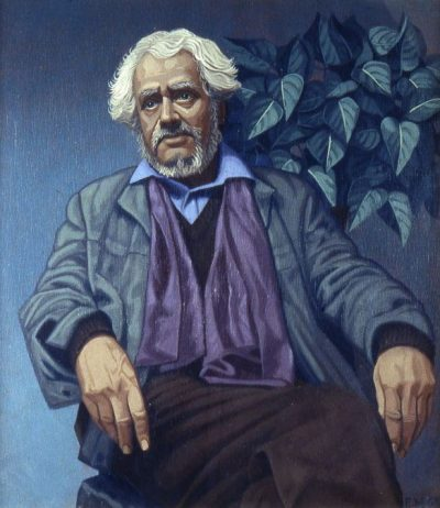 Portrait of Paddy Collins