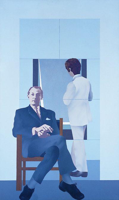 Portrait of David Hendriks
