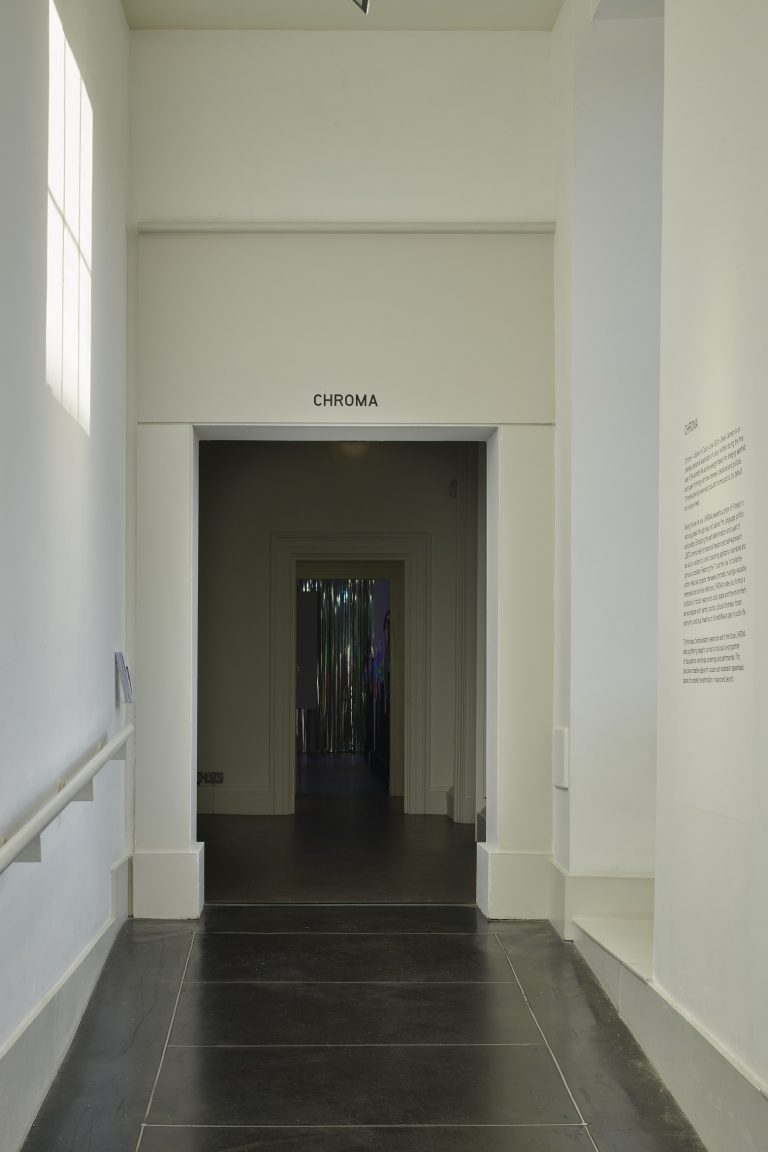 Installation view of CHROMA. IMMA, Dublin. 10 December 2019 - 29 March 2020. Photos by Ros Kavanagh