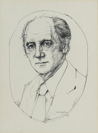 Jack Lynch (commissioned by Gordon Lambert)