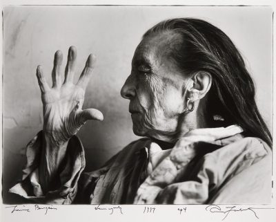 Louise Bourgeois, New York