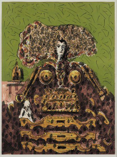 La Reina de Los Yugos