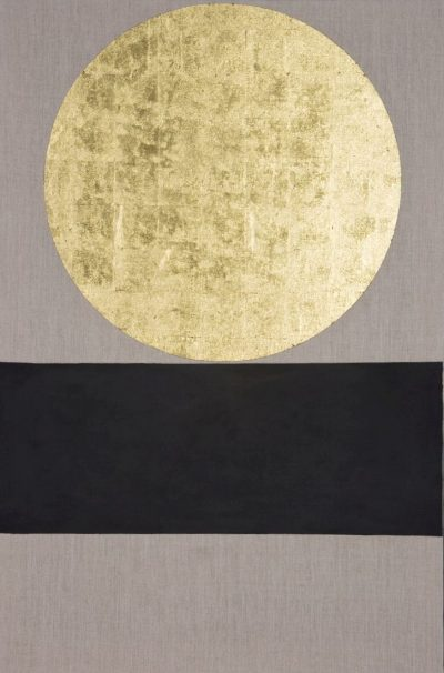 Patrick Scott, Meditation Painting 28, 2007