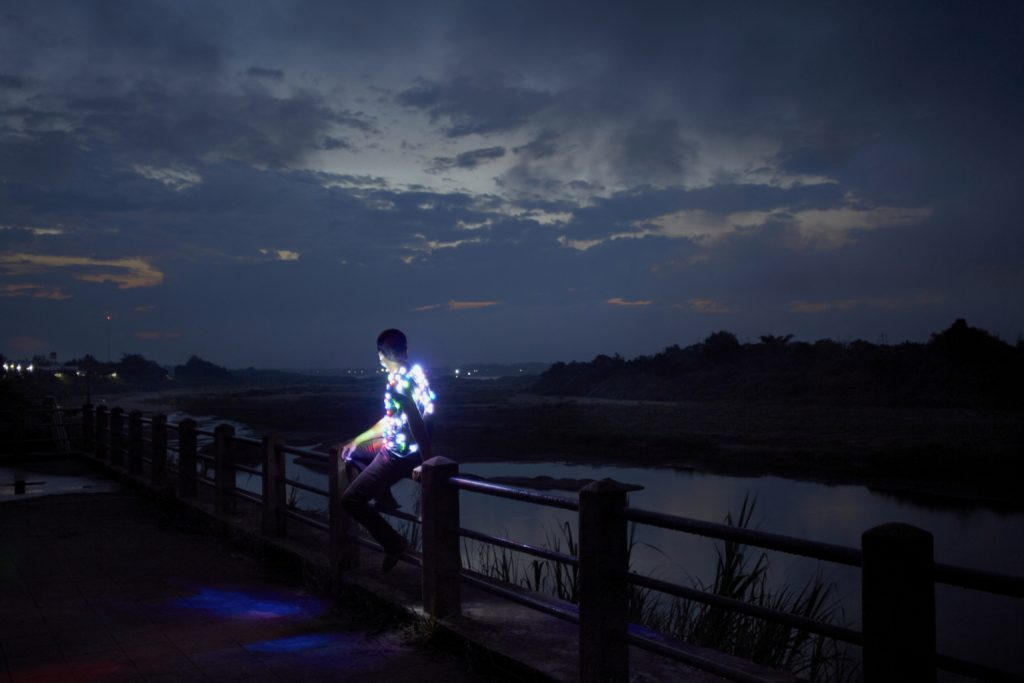 Apichatpong Weerasethakul, Power Boy (Mekong), 2011
