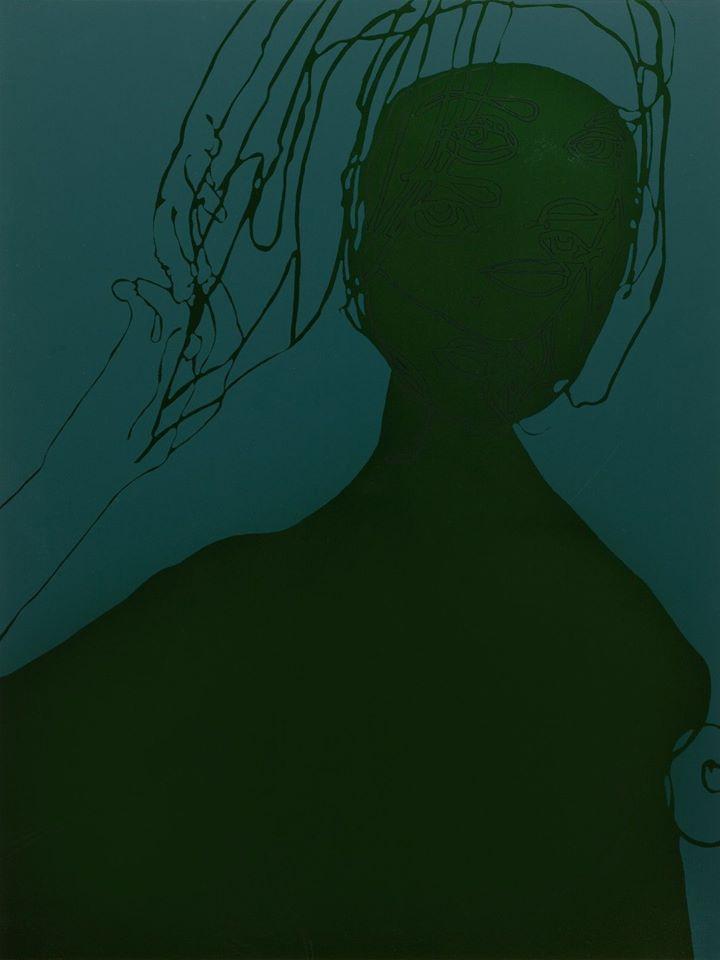 Gary Hume, Psyche, 2001