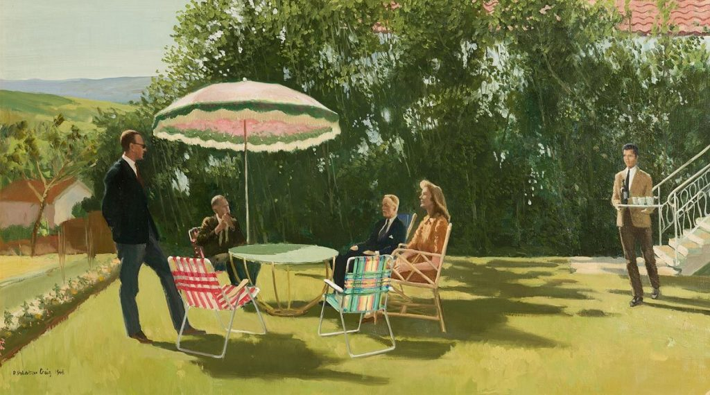 Henry Robertson Craig. Villa Domino, 1968