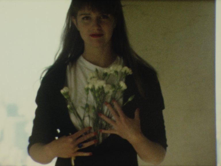 Vivienne Dick, still from Visibility: Moderate, 1981, HD video from Super-8, 39 min, Collection Irish Museum of Modern Art, Purchase, 2019