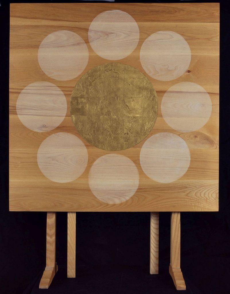 Patrick Scott, Meditation Table IX, 1991