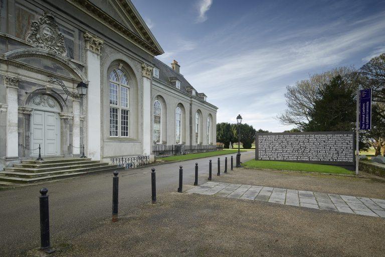 Installation view, Club Chroma Chlorologia, IMMA, Dublin. by Niall Sweeney. Photo Ros Kavanagh