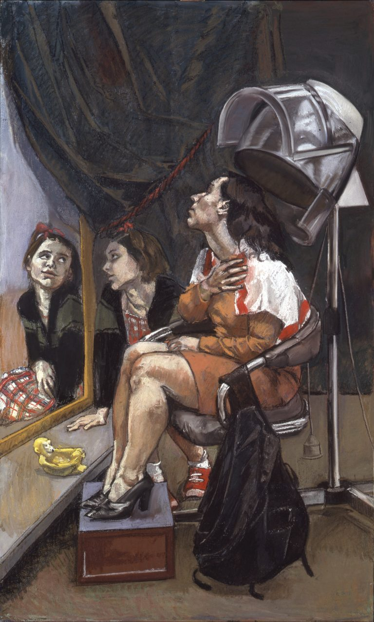 Paula Rego The Betrothal; Lessons; The Shipwreck, after 'Marriage à la Mode' by Hogarth, 1999 Pastel on paper mounted on aluminium, three panels 1650 × 5000 cm Tate: Purchased with assistance from the Art Fund and the Gulbenkian Foundation 2002