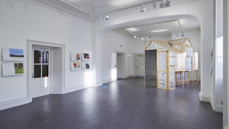 Installation view, Visual Voices & Bok Gwai, IMMA, Dublin. Photo Ros Kavanagh