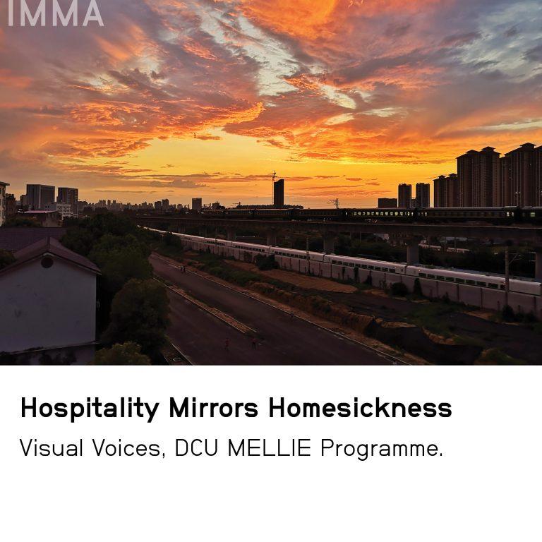 Hospitality Mirrors Homesickness. Photo by Boyi Huang