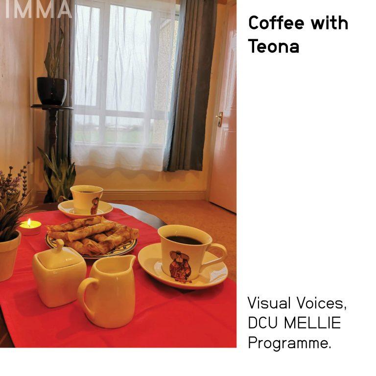 Coffee with Teona. Photo by Teona Tskhakaia