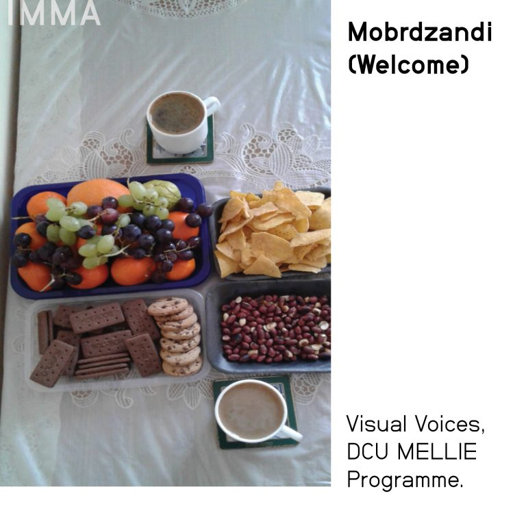 Mobrdzandi (Welcome). Photo by Rusudan Paposhvili