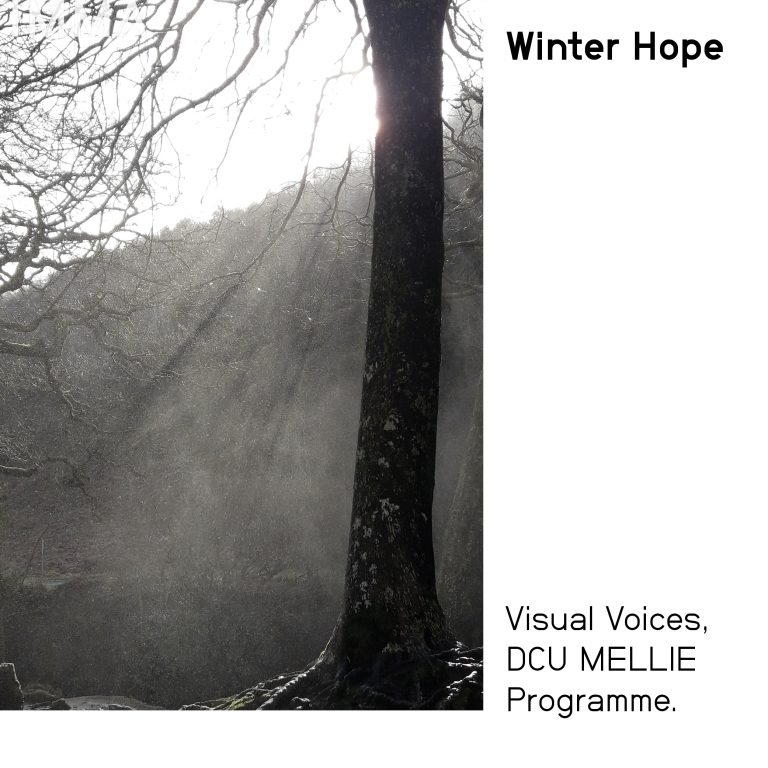 Winter Hope. Photo by Rafea Marouf