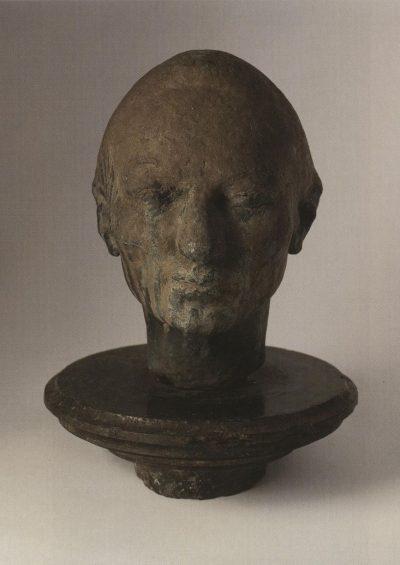Bust of Dorothy Walker