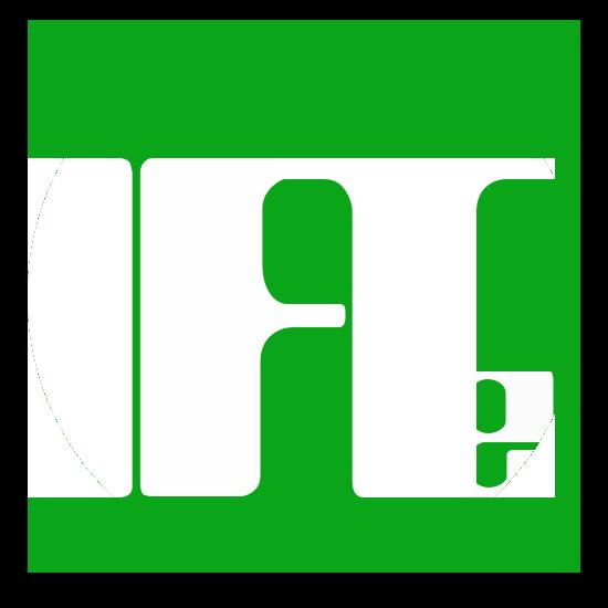 IFTe transoarent green techno