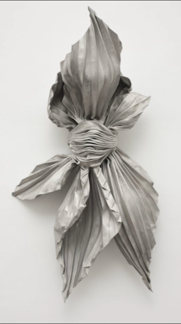 Lynda Benglis, Caelum, 1986, Aluminium, Collection Irish Museum of Modern Art, Gift, Bank of America, 2011