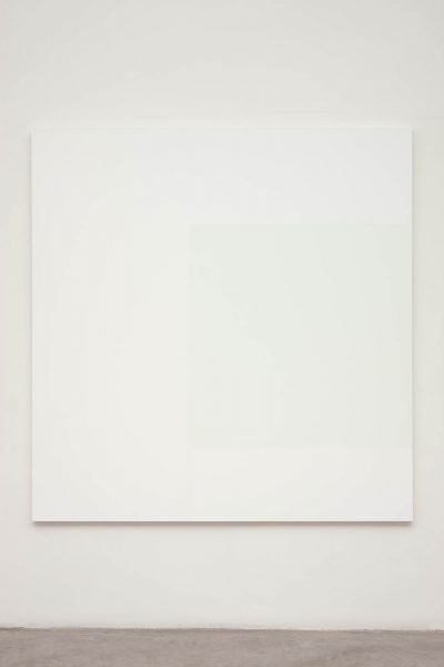 Exposed Painting White