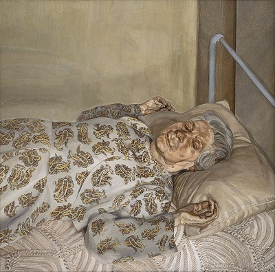 The Painter's Mother Resting I
